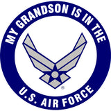 My Grandson Is In The U.S Air Force 3.5