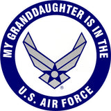 My Granddaughter Is In The U.s Air Force 3.5