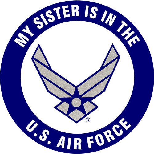 My Sister Is In The U.S Air Force 3.5