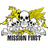 Mission First With Skulls 7