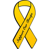 Support Our Troops Yellow Ribbon 8