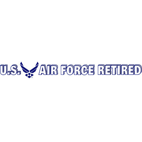 U.S Air Force Retired With Hap Arnold Wings 14