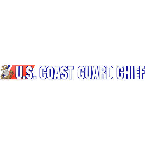 U.S Coast Guard Chief 13