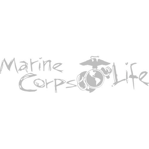 Marine Corps Life with  Eagle Globe and Anchor 12