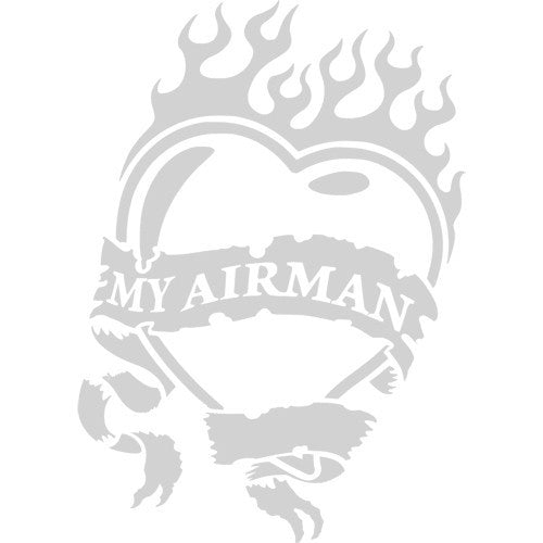 My Airman Heart And Flame 5