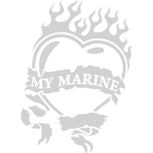 My Marine Heart And Flame 5