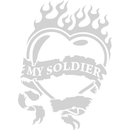 My Soldier Heart And Flame 5
