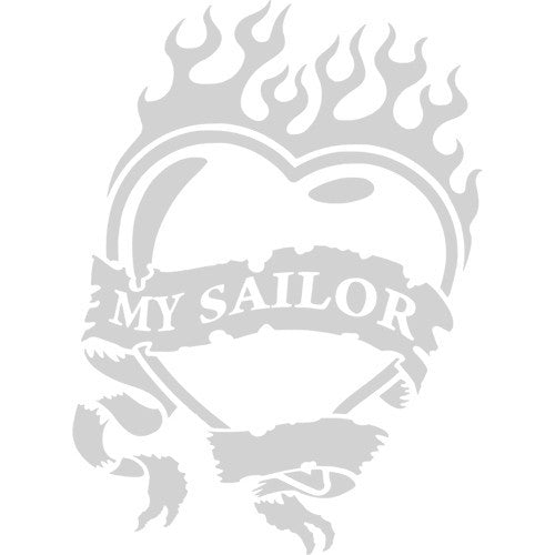 My Sailor Heart And Flame 5