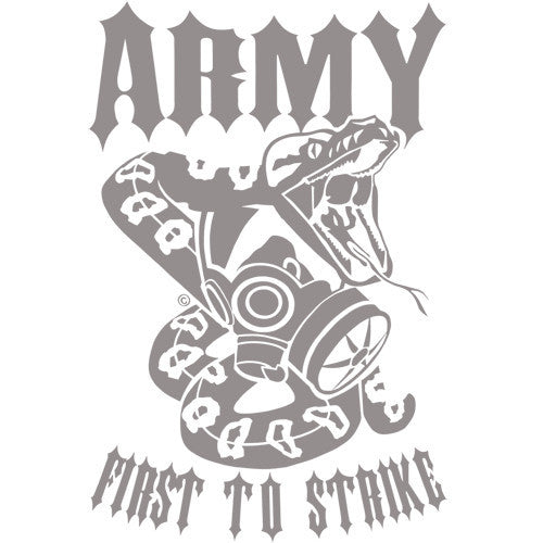 Army First To Strike 12