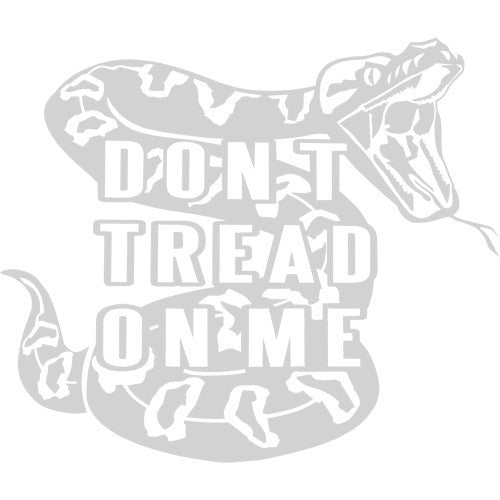 Don't Tread On Me 13