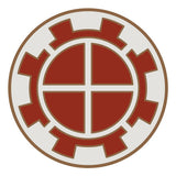 CSIB Sticker - 35th Engineer Brigade Decal