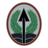 CSIB Sticker - Multinational Corps Iraq Decal