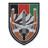CSIB Sticker - U.S. Forces Afghanistan Decal
