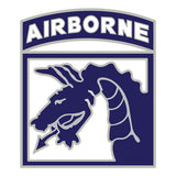 CSIB Sticker - XVIII (18th) Airborne Corps Decal