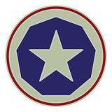 CSIB Sticker - 9th Support Command Decal