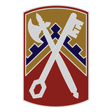 CSIB Sticker - 16th Sustainment Brigade Decal