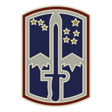 CSIB Sticker - 172nd Infantry Brigade Decal