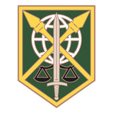 CSIB Sticker - 200th Military Police Command Decal