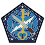 CSIB Sticker - 704th Military Intelligence Brigade Decal