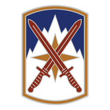 CSIB Sticker - 10th Sustainment Brigade Decal