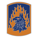 CSIB Sticker - 12th Aviation Brigade Decal