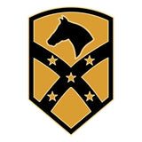 CSIB Sticker - 15th Sustainment Brigade Decal