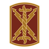 CSIB Sticker - 17th Field Artillery Brigade Decal