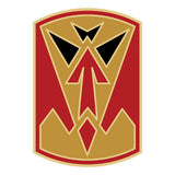 CSIB Sticker - 35th ADA (Air Defense Artillery) Decal