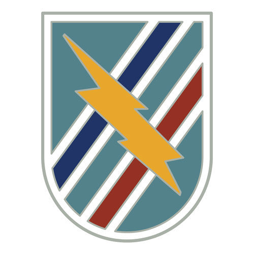 Combat Service Identification Badge Sticker - 48th Infantry Brigade Decal