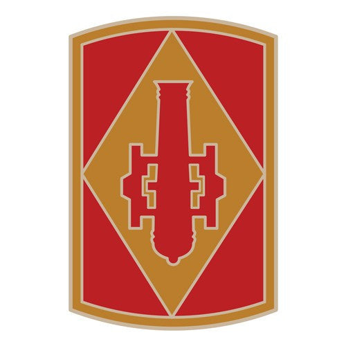 CSIB Sticker - 75th Fires Brigade Decal