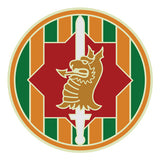 CSIB Sticker - 89th Military Police Brigade Decal