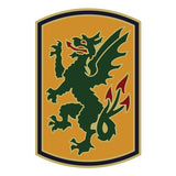 CSIB Sticker - 415th Chemical Brigade Decal