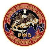 CSIB Sticker - 1st Marine Expeditionary Force Decal