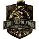 Army Groundpounder IPA Variant Sticker