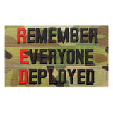 RED Friday Nametape Sticker