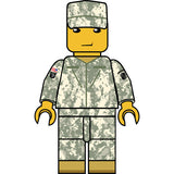 Army ACU Soldier Figurine 5