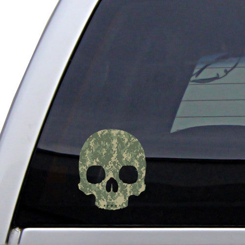 Camouflage Skull 6