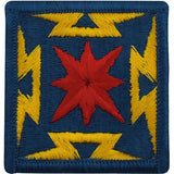 Broadcasting Service Class A Patch