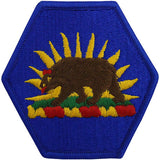California National Guard Class A Patch