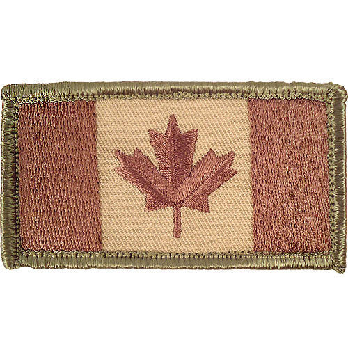 Canadian Flag MultiCam (OCP) Patch