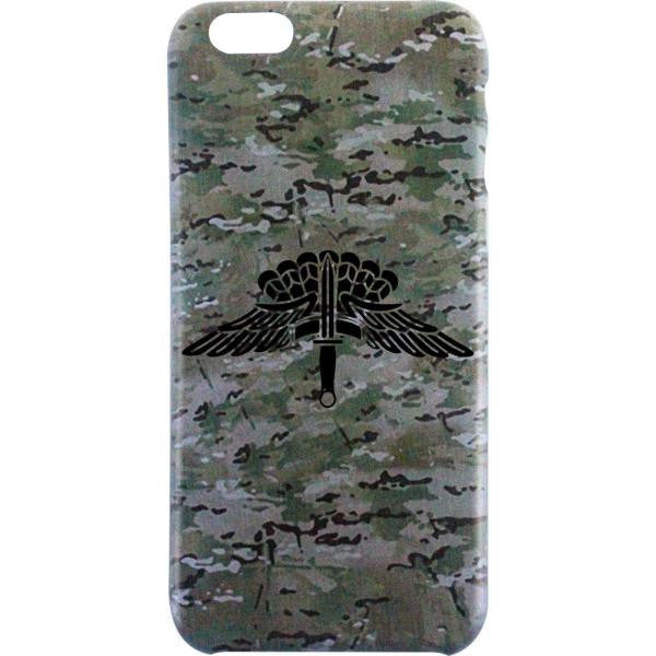 Army Free Fall Parachute (HALO Wings) Badge Phone Cover