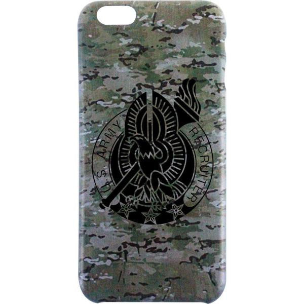 Army Recruiter Badge Phone Cover