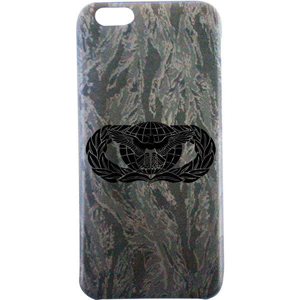 Air Force Protection Badge Phone Cover