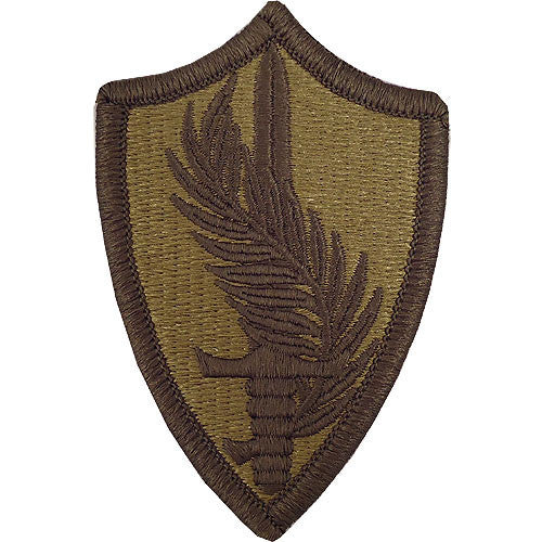 CENTCOM (US Central Command) MultiCam (OCP) Patch