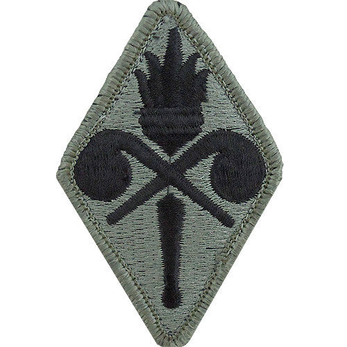 Chemical Training School ACU Patch