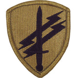 Civil Affairs & Psychological Operation Command MultiCam (OCP) Patch