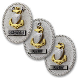 Coast Guard Senior Enlisted Advisor Identification Badges