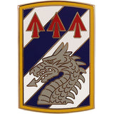3rd Sustainment Brigade Combat Service Identification Badge