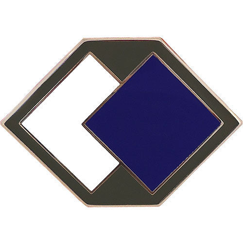 96th Sustainment Brigade Combat Service Identification Badge
