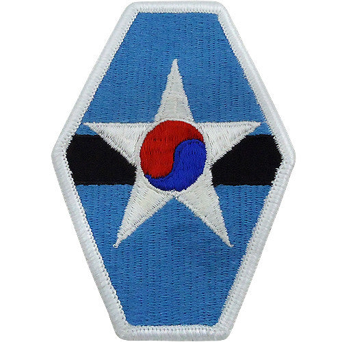 Combined Field Class A Patch